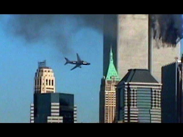 Hijacked Planes Smash into World Trade Center