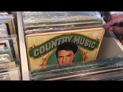 Elvis Presley LPs - Max J Records