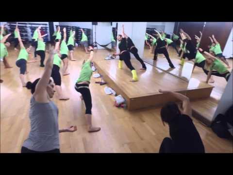 Workshop de Body Balance - Holmes Place 5 de Outubro Lisboa