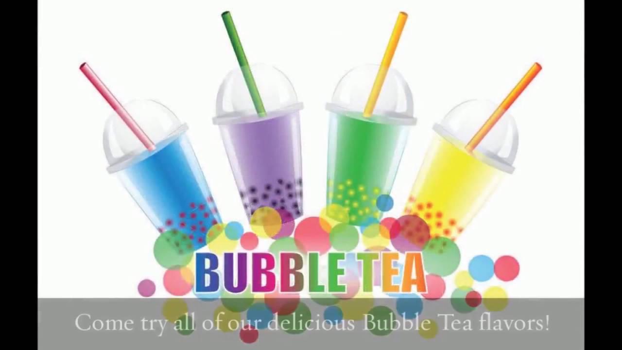 Bubble Tea Flavors - YouTube