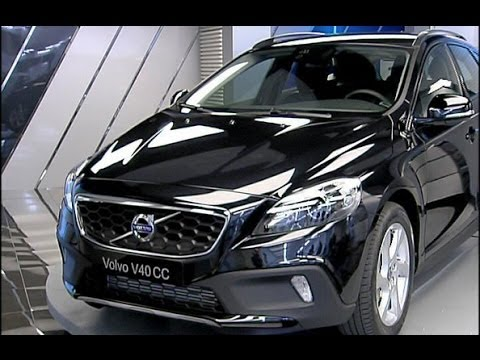 Auto Focus - Volvo V40 CC T5 2014 - 06/11/2013 - YouTube