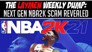 2k Games Are Greedy Scumbags (Weekly Dump)