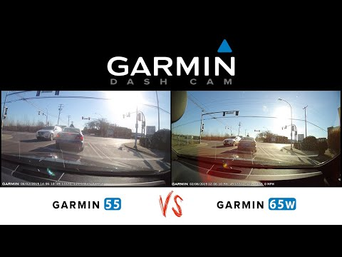 Garmin 55 Vs. 65W Side-by-Side Comparison In Different Weather Conditions