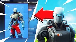 Who is the A.I.M HUNTING PARTY SKIN? Fortnite SEASON 6 Storyline Explained!