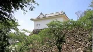 三重県 亀山城