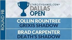 SCGDFW - Round 9b - Collin Rountree vs Brad Carpenter (Modern)