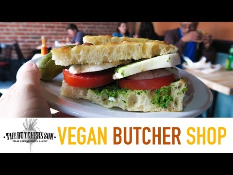 The Butcher's Son | New Vegan Butcher Shop in Berkeley