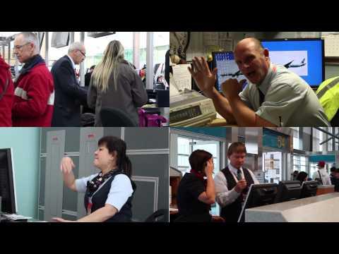 Western Canada Air Canada Holiday Video 2014
