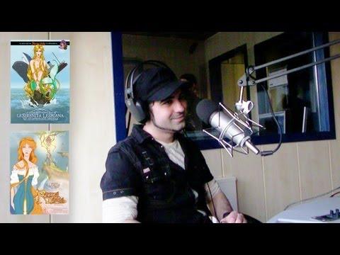 """Entrevista Efrayn en """"BocaRadio 90.1fm"""" [Barcelona, 2012]"""