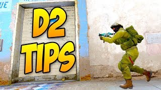 NEW DUST2 PRO TIPS FROM A NOT SO PRO PLAYER (HOW TO WIN)