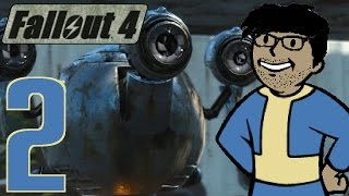 LONELY CODSWORTH!! | Fall Out 4 | Part 2