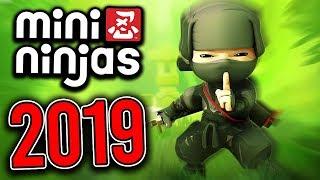 mini Ninjas but its 2019