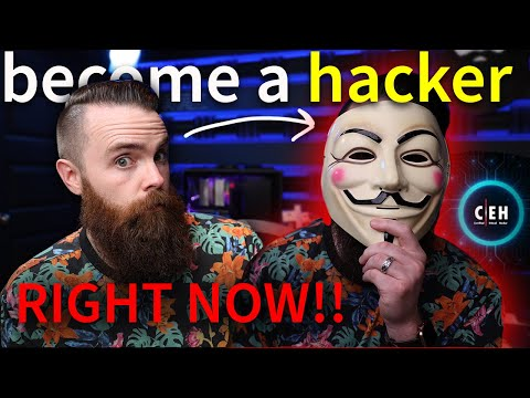 you need to learn HACKING RIGHT NOW!! // CEH (ethical hacking)
