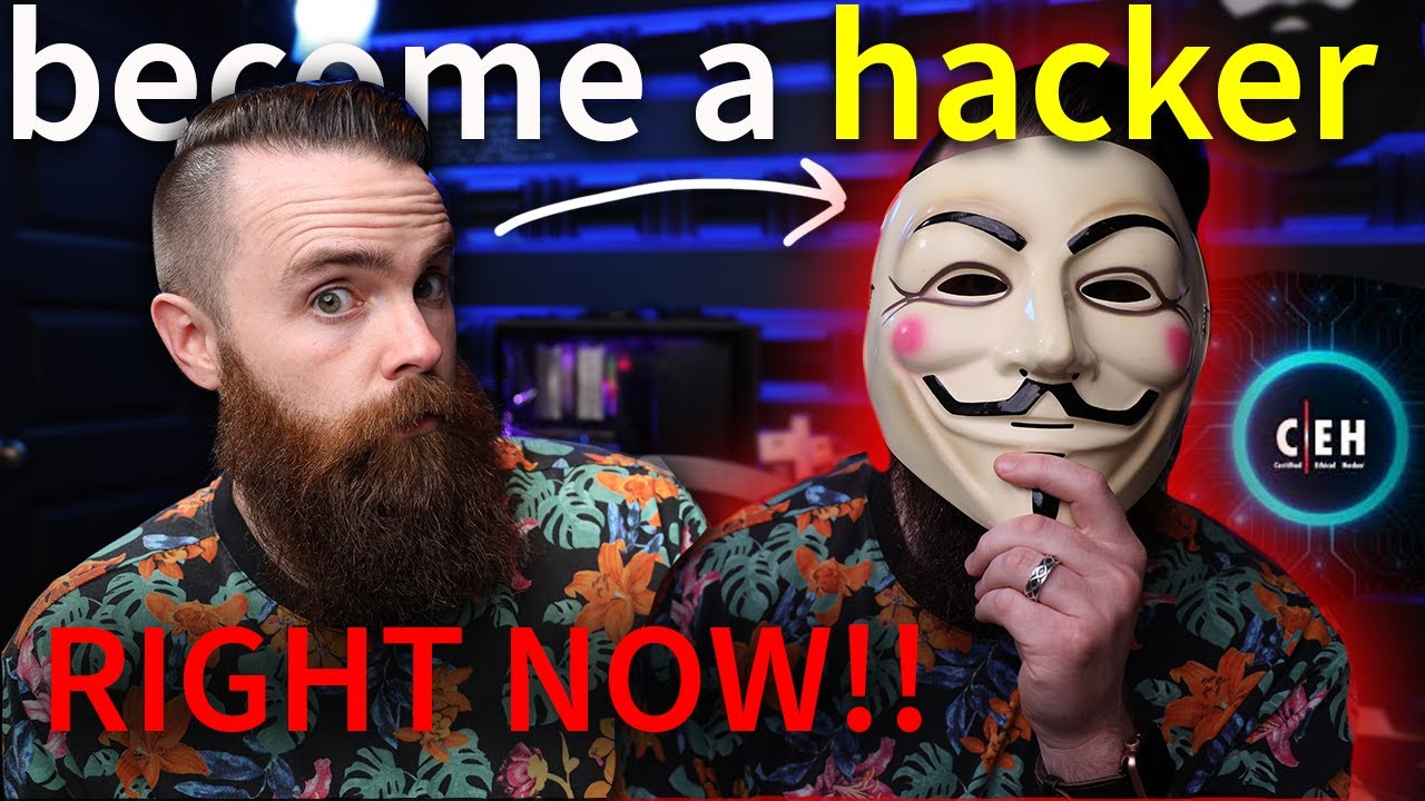 Download you need to learn HACKING RIGHT NOW!! // CEH (ethical hacking)