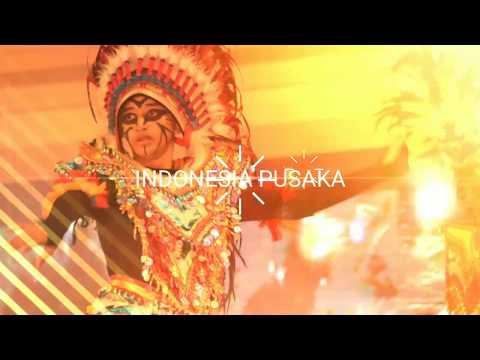 Indonesia Pusaka - Gamelan, EDM, Instrument, Minusone, Karaoke (Official Audio)