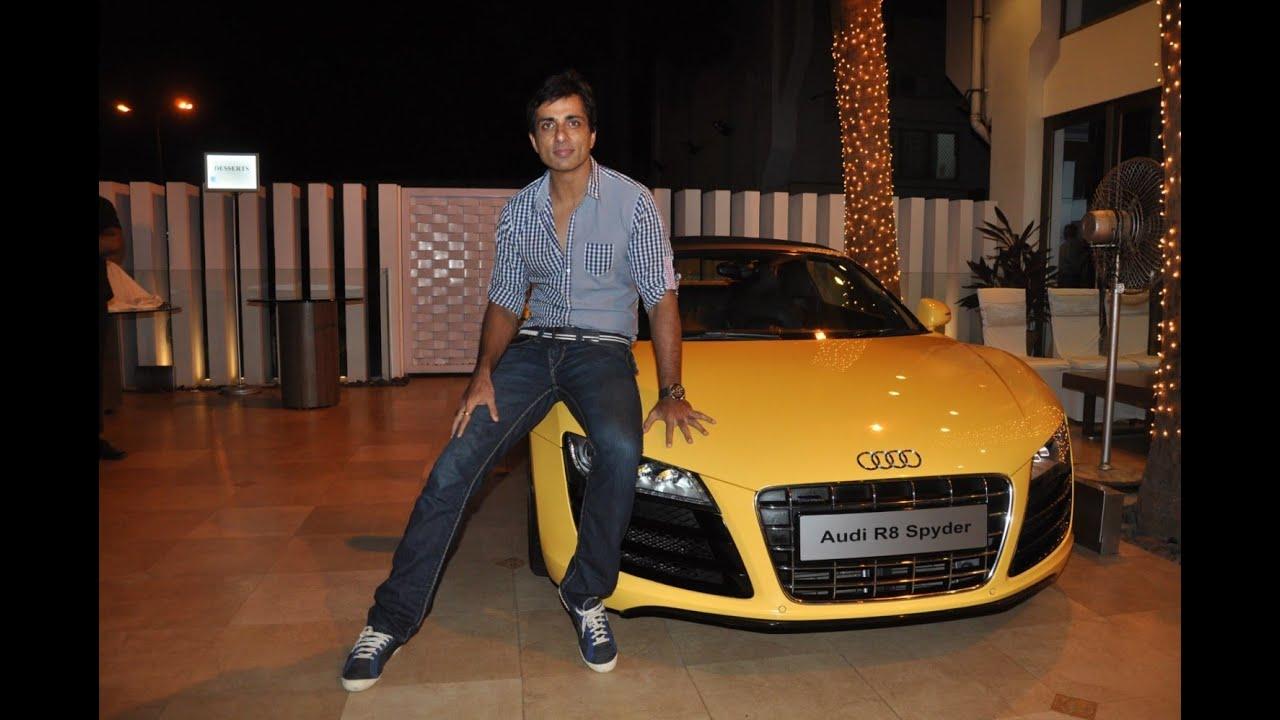 Sonu Sood car collection 2020