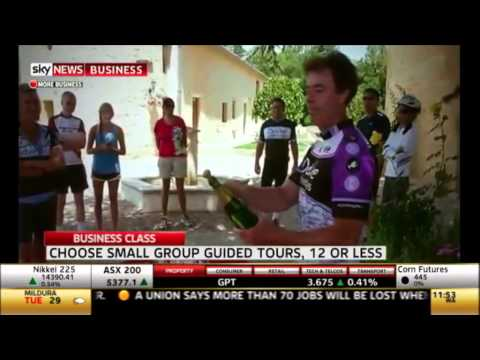 Interview with Sky Business News - Travel Segment