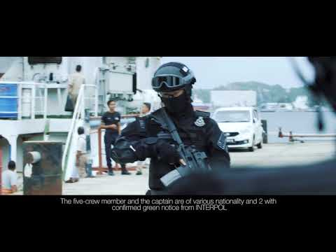 Nuclear Detection & Response Maritime Demonstration Malaysia
