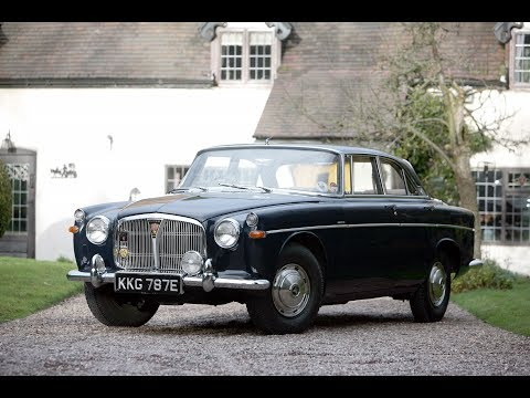 SOLD - 1967 Rover P5 3 Litre Coupe For Sale In Louth Lincolnshire