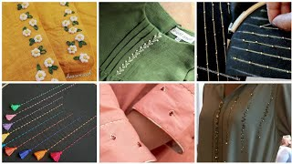 Embroidry Designs For Casual W…