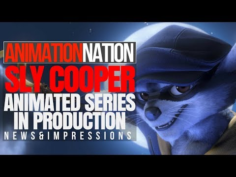Sly Cooper TV Series Announced: AnimationNation