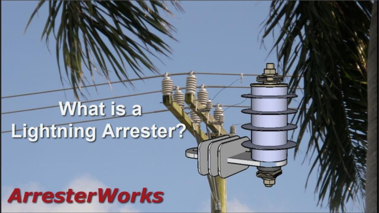 How Surge Arrester Works on