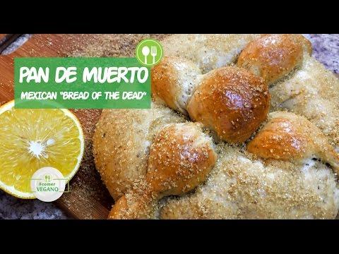 PAN DE MUERTO | Comer Vegano (MEXICAN