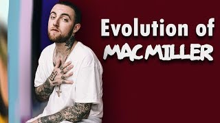 The Evolution of Mac Miller | Discography Review