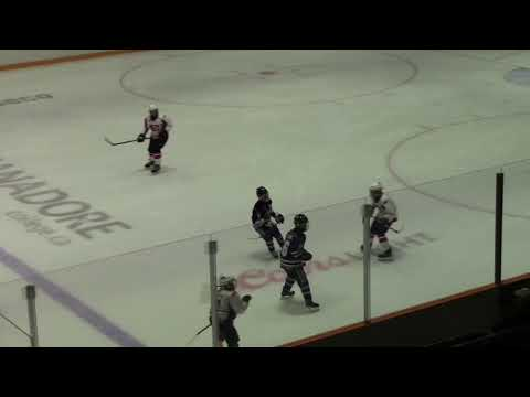 North Bay Trappers AAA vs Central Ontario Wolves aug 27, 2017