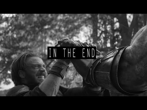 Avengers (Infinity War) || In the end