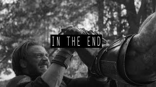 Avengers (Infinity War) In the end