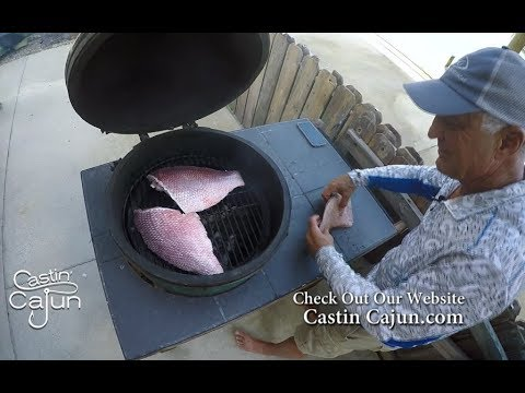 How To Cook Red Snapper On The Grill On Castin Cajun