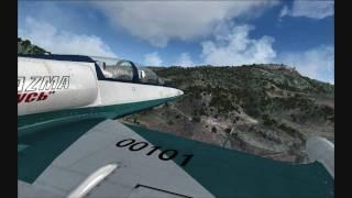 FSX HD VFR Mallorca X I7 920  :-()