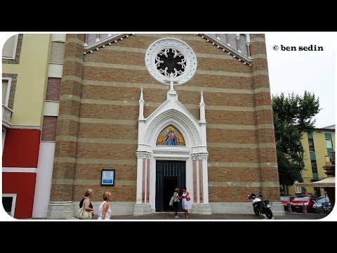 Parrocchia Santa Maria Ausiliatrice - Rimini, Italy