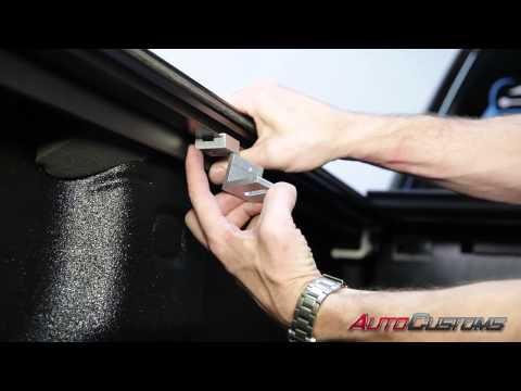 tonneau covers how to install a pace edwards retractable tonneau 6 42 pace edwards