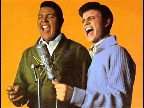 Chubby Checker and Bobby Rydell   Teach Me To Twist