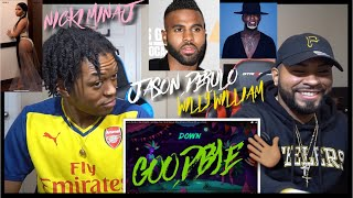 Jason Derulo x David Guetta - Goodbye (feat. Nicki Minaj & Willy William) | FVO Reaction