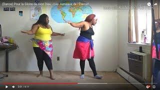 Pour la Gloire de mon Dieu - Les Jumeaux de l'Éternel DANCE VIDEO