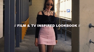 One of Tara Chandra's most viewed videos: (film & tv inspired) LOOKBOOK