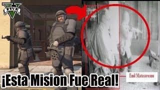 La Mision de GTA 5 que Fue Basado en un Caso Real