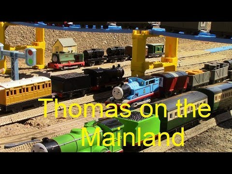 Trackmaster Journey Beyond Sodor: Thomas on the Mainland