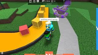 Mecha Cubes #1 (ROBLOX)