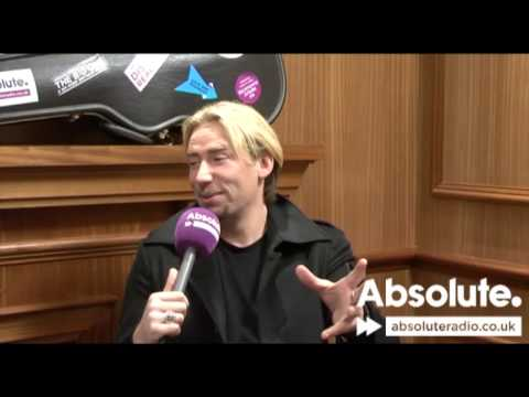 Chad Kroeger from Nickelback: Interview