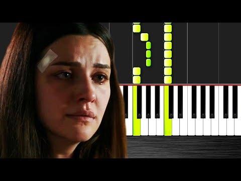 Oy beni vurun vurun - Öykü Gürman - Sen Anlat Karadeniz - Piano Tutorial by VN