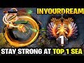 Inyourdream Juggernaut Golden Edge of the Lost Order - TOP 1 SEA