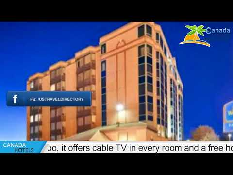 Best Western Plus Cambridge Hotel - Cambridge Hotels, Canada