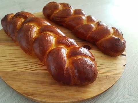 How to Make Challah Bread | Challah Bread Recipe