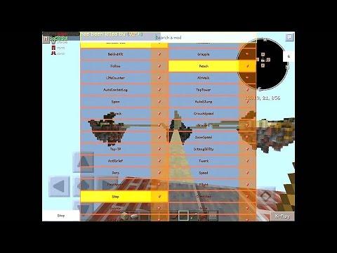 MCPE server hacking S6E3 LETS HACK BEDWARS MINECRAFT POCKET EDITION