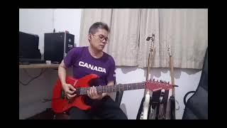 Rumah Kita - Godbless Solo Guitar Cover