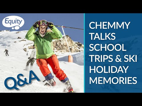 Equity Ambassador Q&A: Chemmy Alcott Talks About School Trips & Ski Holidays